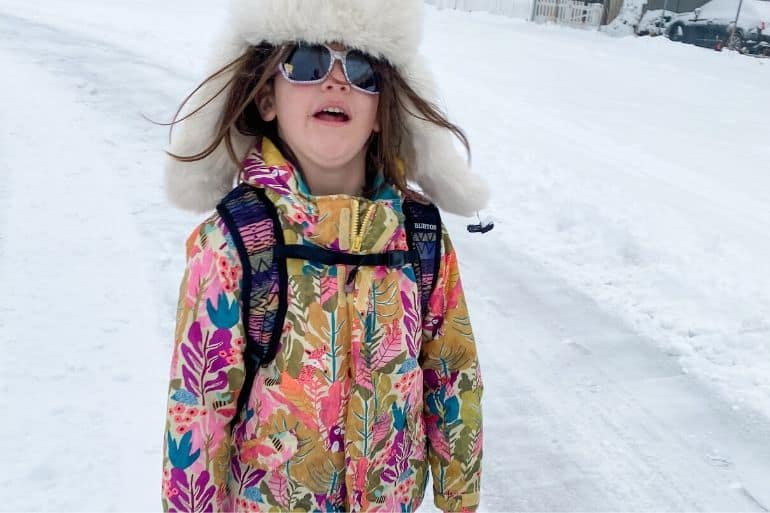 Raising Girly Girls in the Great Outdoors