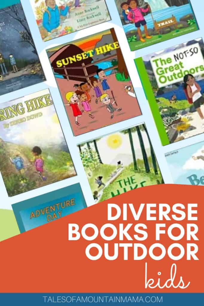 Diverse Books for Outdoor Kids