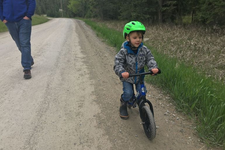 Learning to Ride a bike
