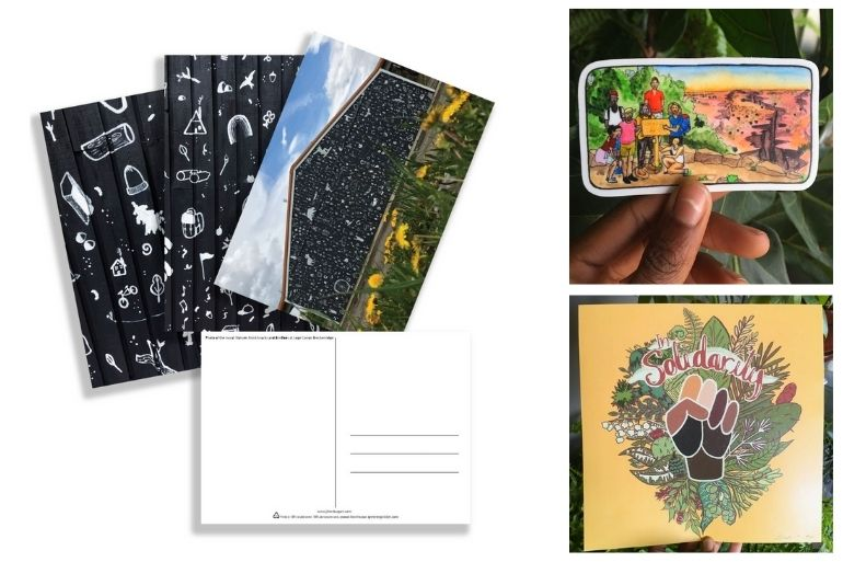 outdoorsy art gifts