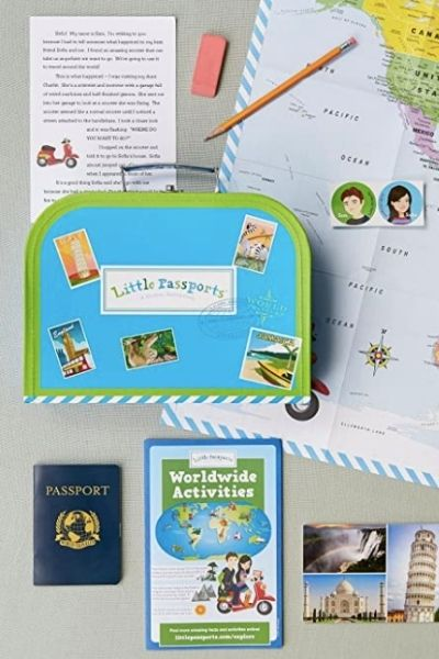 Best Subscription Boxes for Outdoor Kids - Little Passports