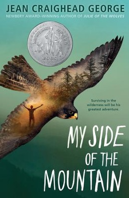 outdoor adventure book series my side of the mountain