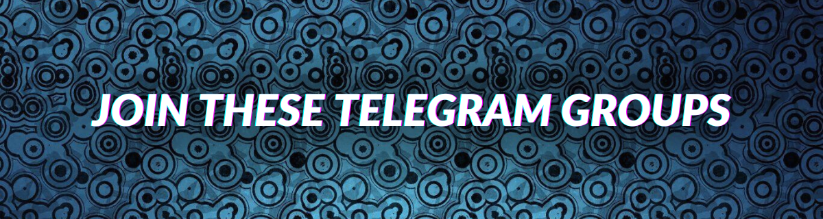 Join These Telegram Groups