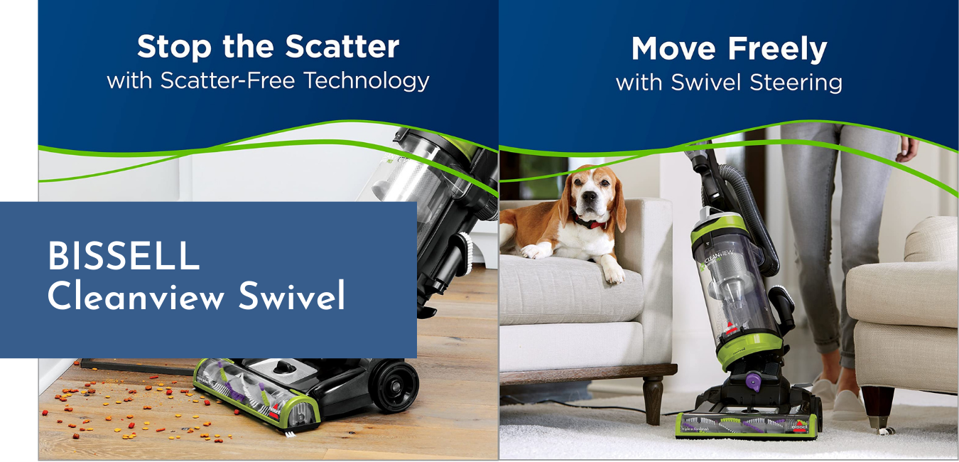 BISSELL Cleanview Swivel