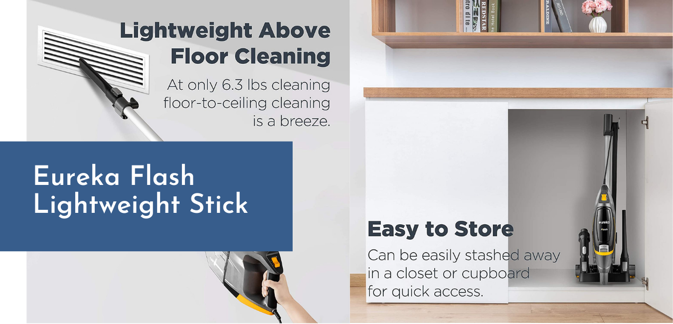 Eureka Flash Lightweight Stick
