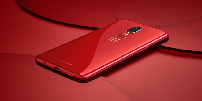 OnePlus 6 Red is going on Sale Tomorrow June 10