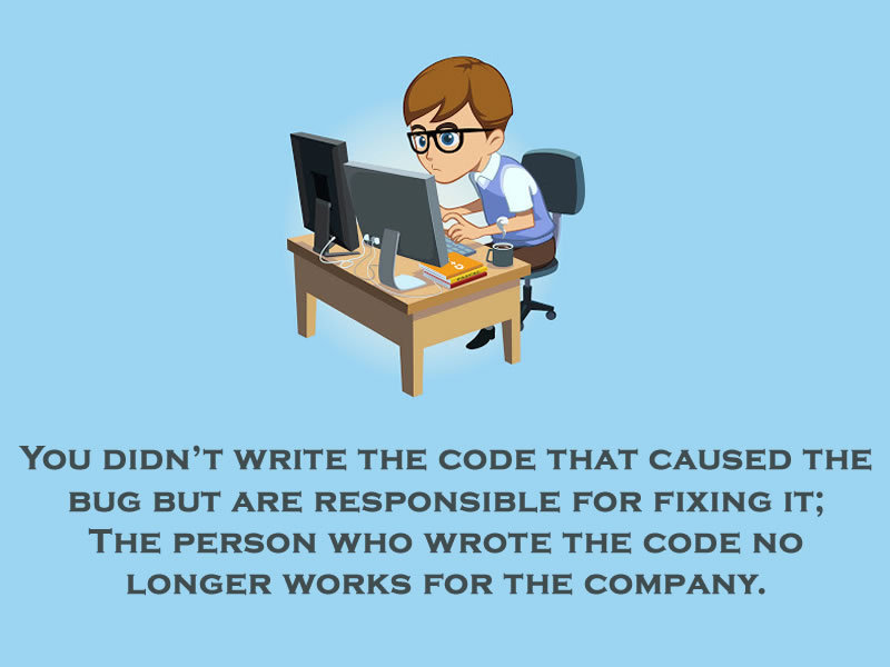 nightmare for a coder