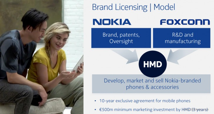 Nokia Officially Confirms Its Re-Entry To The Smartphone Business