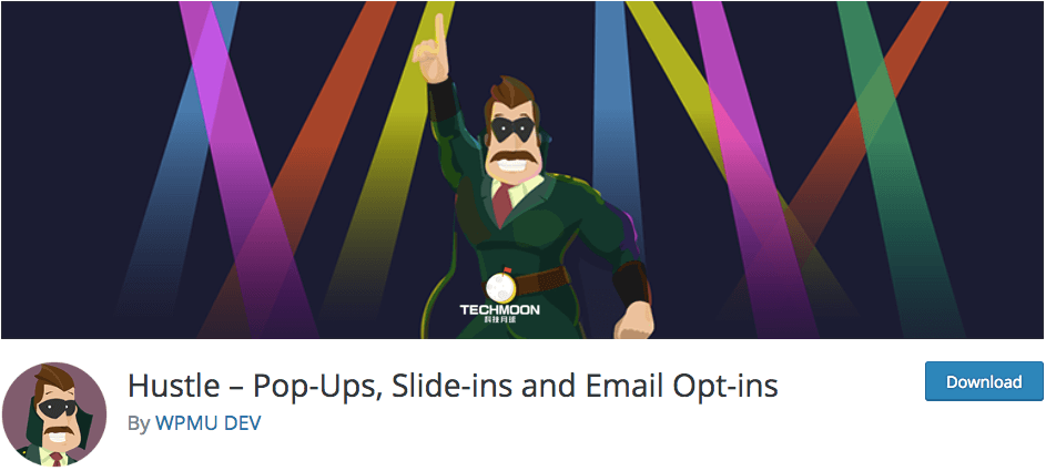 Hustle – Pop-Ups, Slide-ins and Email Opt-ins