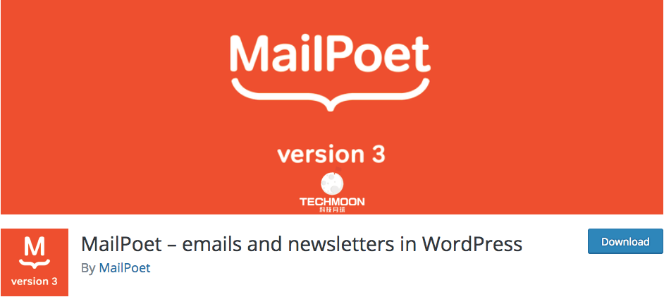 MailPoet – emails and newsletters in WordPress