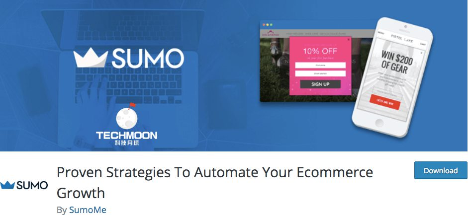Sumo - Proven Strategies To Automate Your Ecommerce Growth