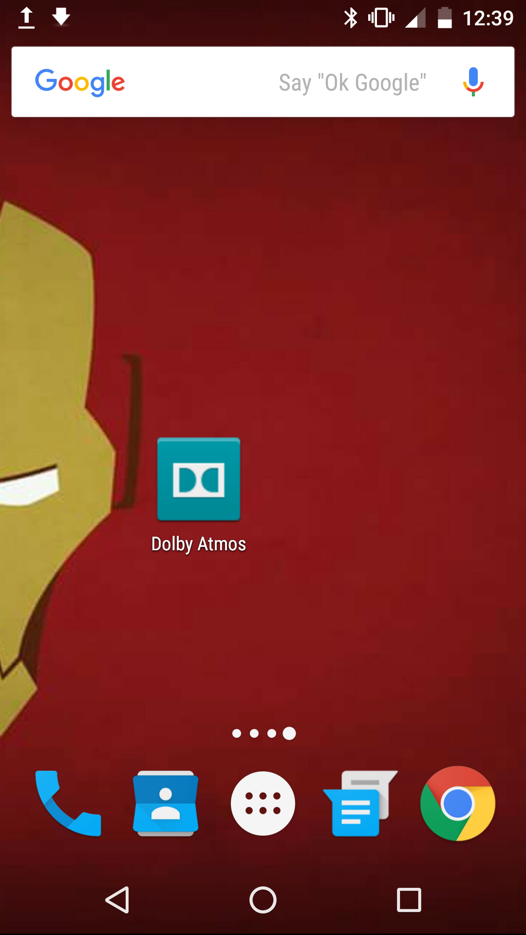 Install Dolby Atmos