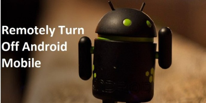 Remotely Turn Off Your Android