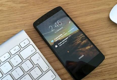 Install Android N for Nexus 5