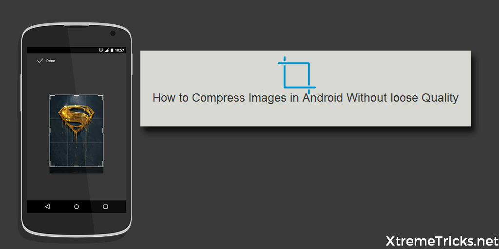 Compress Images On Android