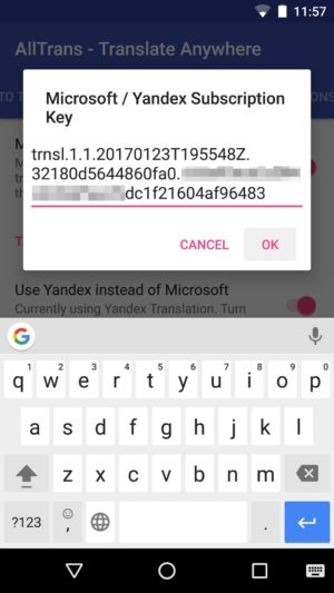 Automatically Translate Any Android App