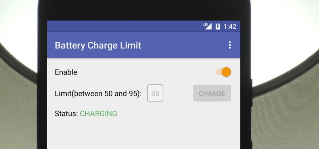 Set a Charging Limit on Your Android