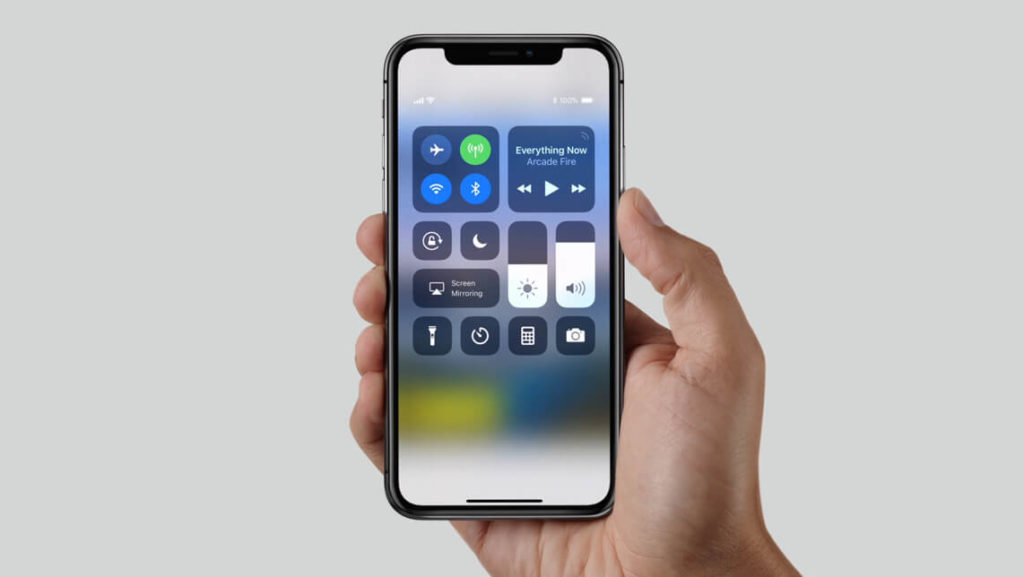 Get The iPhone X Swipe-to-Go-Home Gesture