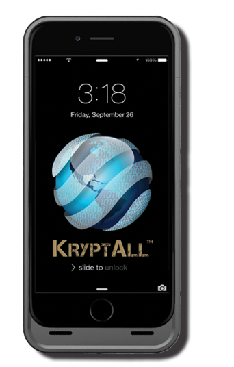 k-iphone most secure smartphone