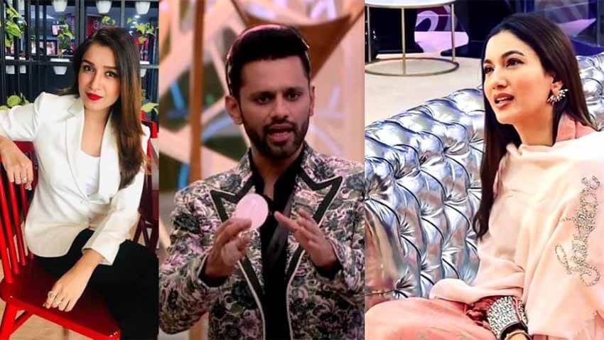 Bigg Boss 14 November 8 episode : Updates