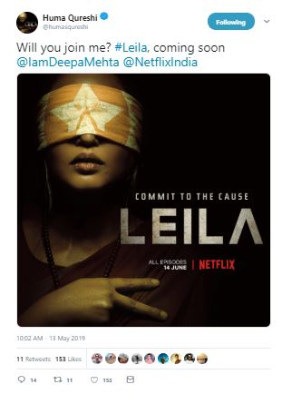 Leila: The first Indian Dystopian Drama, Season 2: