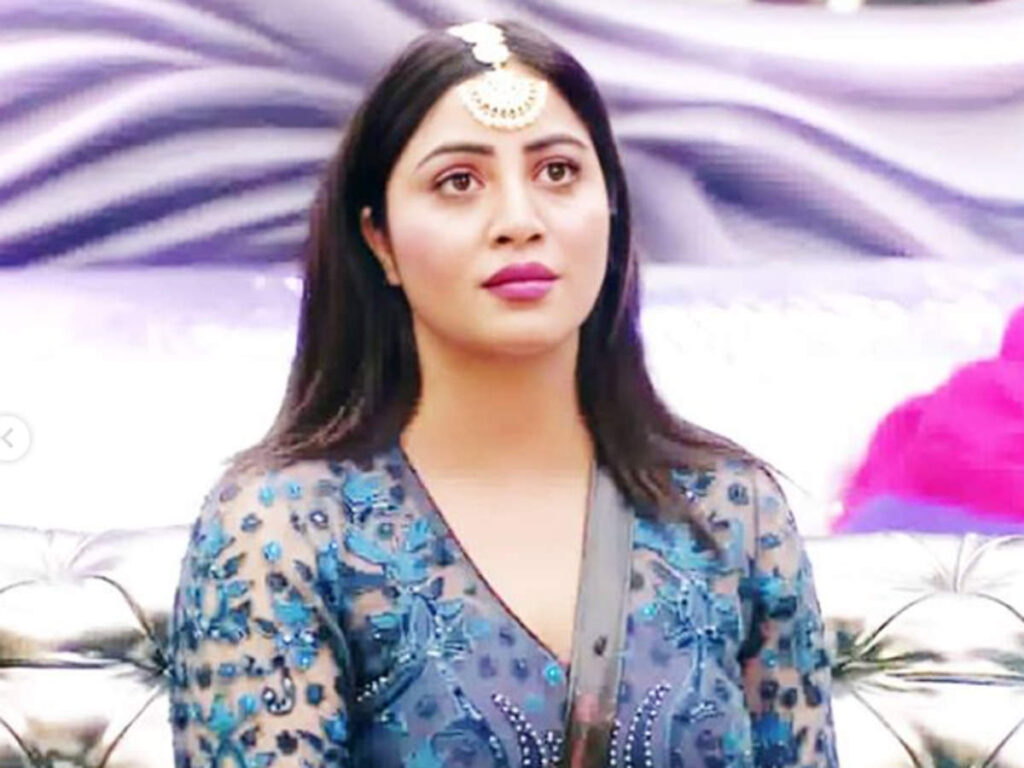 BB14 Arshi khan Got Eliminated From The House