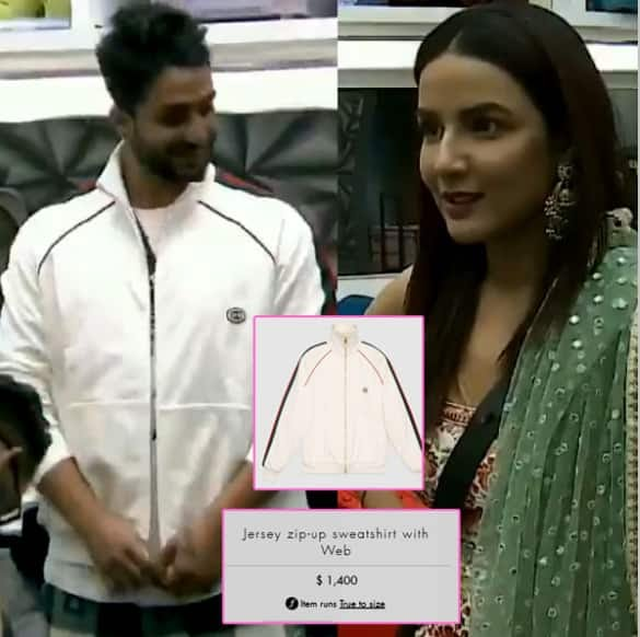 Bigg Boss14: Aly Goni is Delighted with Jasmin Bhasin Pre Birthday Gift.