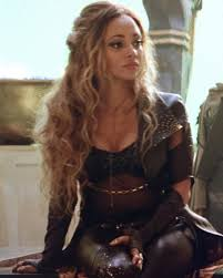 """Vanessa Morgan on Twitter: """"Tune in tonight at 10pm on Spike to meet my  character Lyria! On @Shannara ♥️… """""""