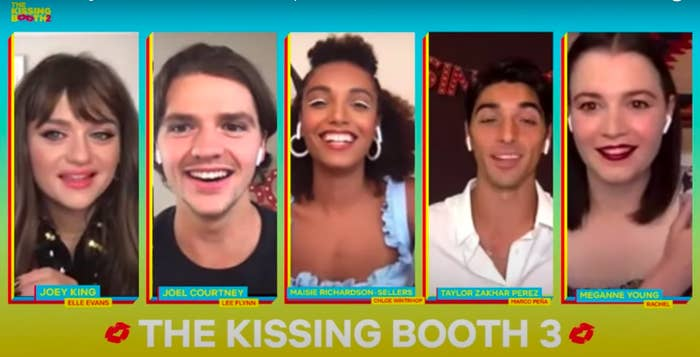 Kissing Booth 3- Release Date, New Casts and Facts