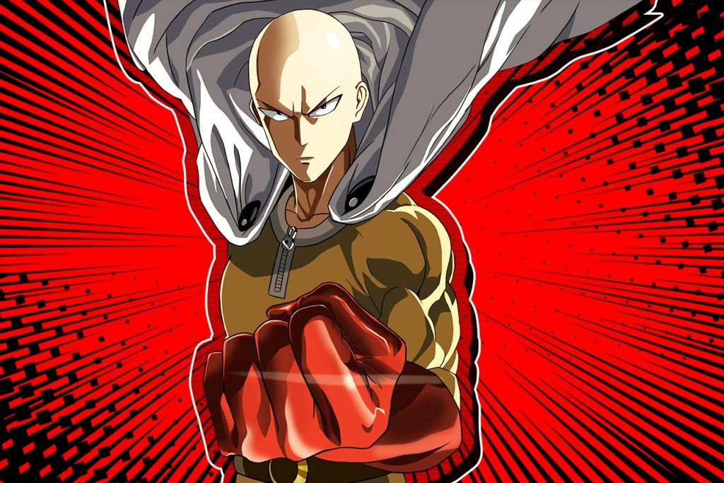 One Punch Man- The Strongest Human Alive