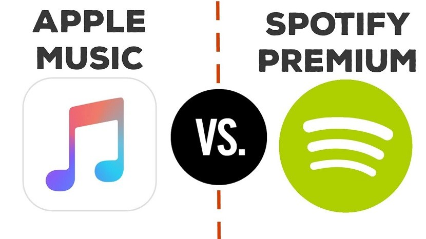 Spotify vs Apple Music and a Rivalry