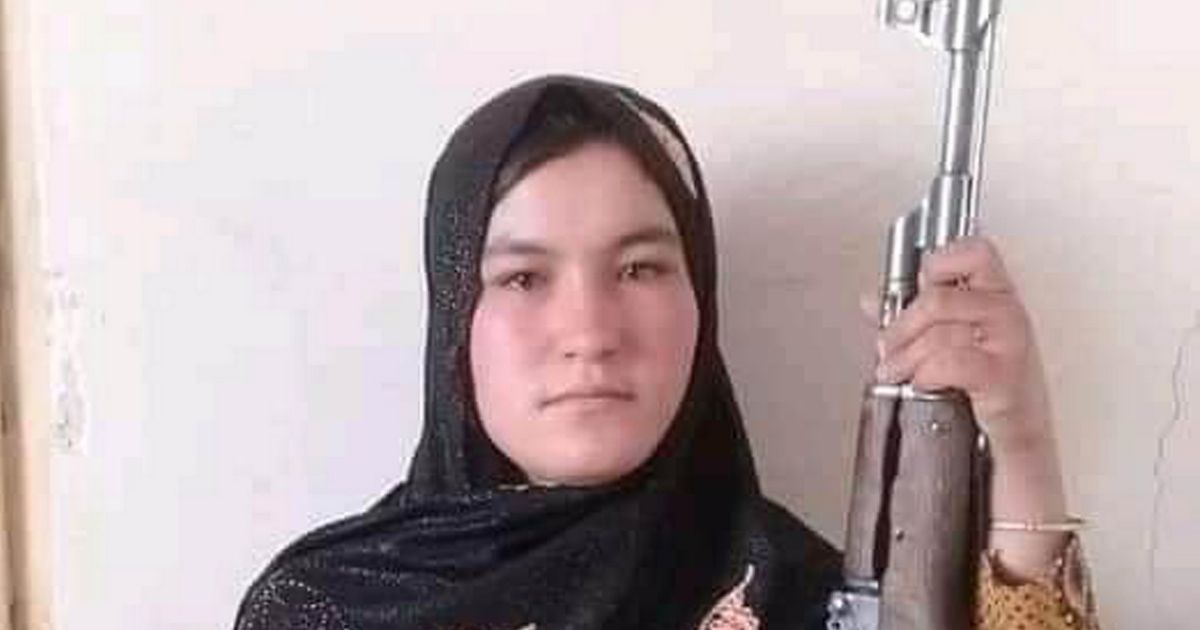 Teenage girl shoots dead Taliban fighters who killed her parents in Afghanistan