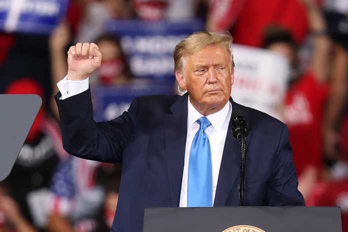 'An easy selection': Trump settled quickly on Barrett