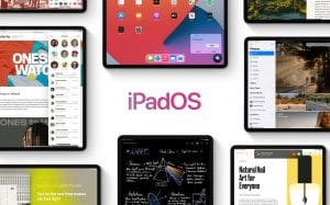 About Apple's iPadOS 14