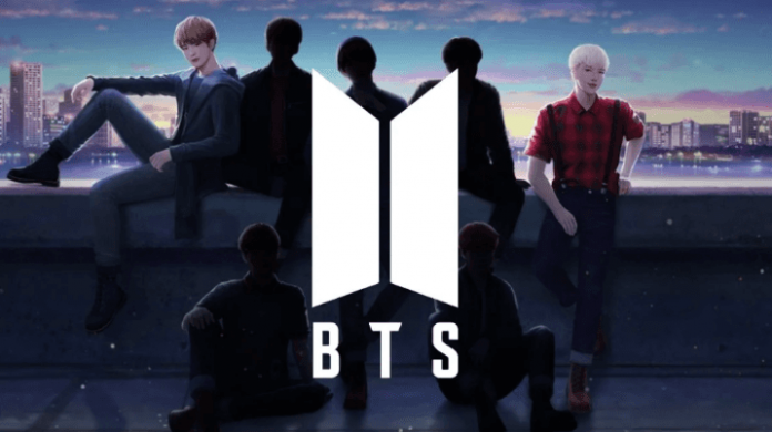 """New interactive social game """"BTS Universe Story"""""""