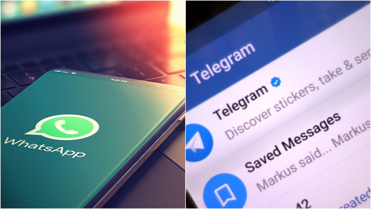 New research for WhatsApp and Telegram: Danger!