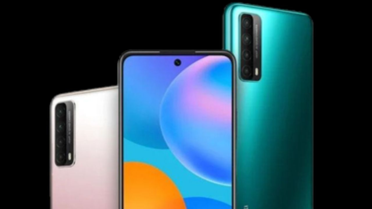 Huawei P Smart 2021 launched! Here are the features