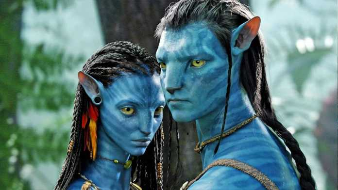 Good explanation for Avatar 2! Shootings completed