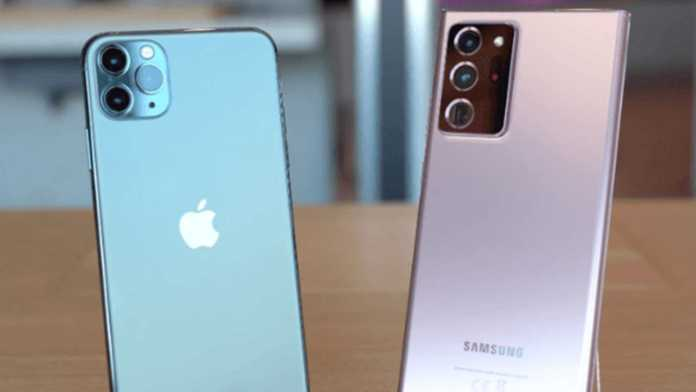 IPhone 12 attack may come from Apple against Samsung