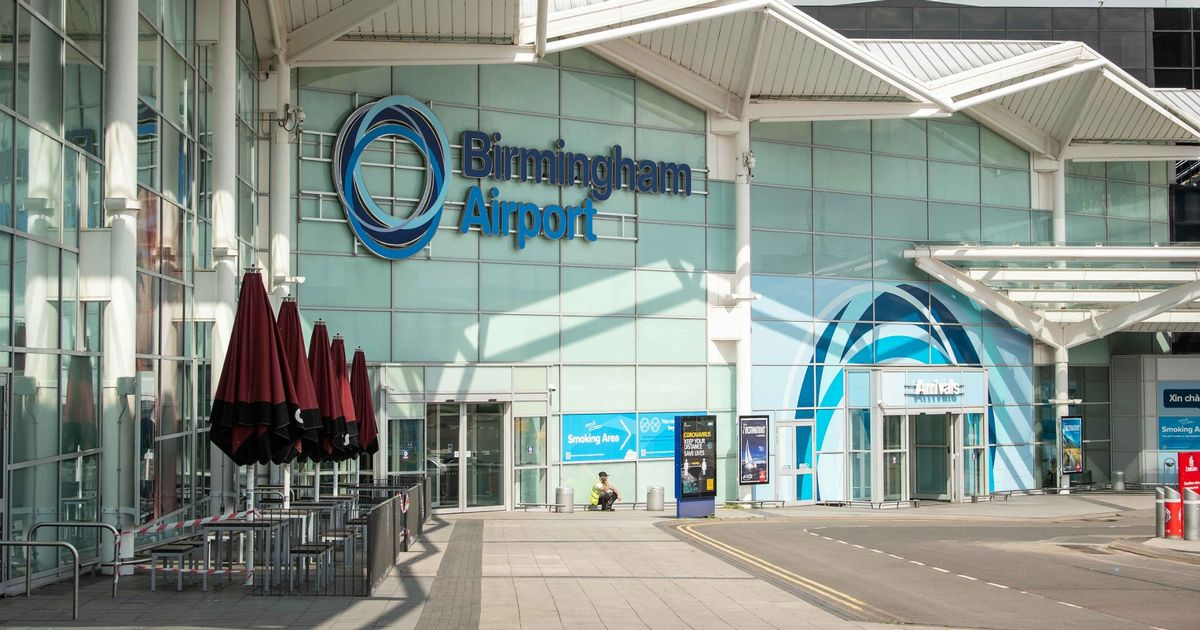 Airlines currently flying from Birmingham Airport and available destinations