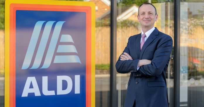 Aldi CEO issues appeal to customers after Boris announcement