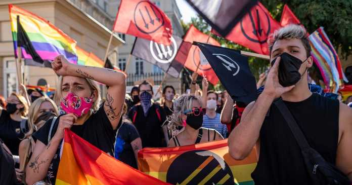 Ambassadors appeal for acceptance of LGBTQ people in Poland