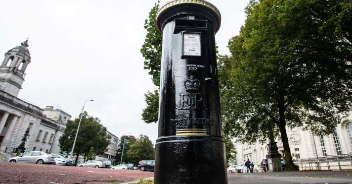Black History Month postboxes will honour black Britons