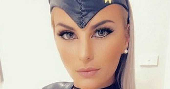 Catwoman Instagram model jailed for masked robberies as life 'went down toilet'