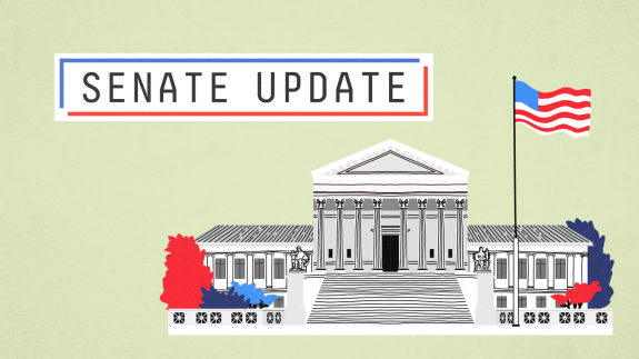 Election Update: The Senate Races The Supreme Court Fight May (Or May Not) Affect