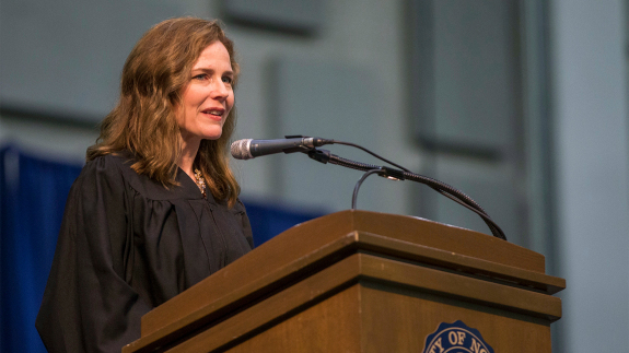 How Amy Coney Barrett Could Change the Supreme Court