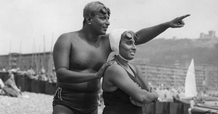 How Arati Saha fought back from agonising defeat to swim the English Channel