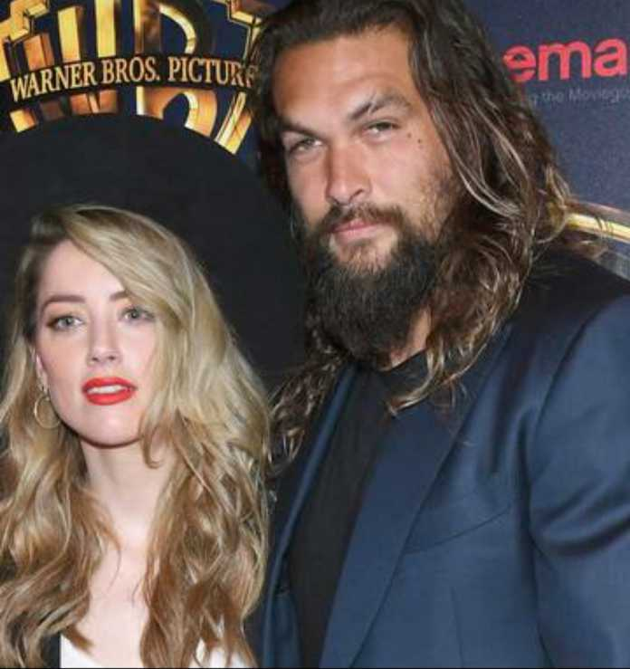 Jason Momoa Started Following Amber Heard on Instagram After Becoming a Good Friend