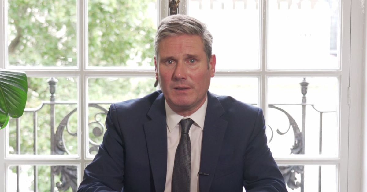 Kier Starmer: Government failures have led to Covid infections rise