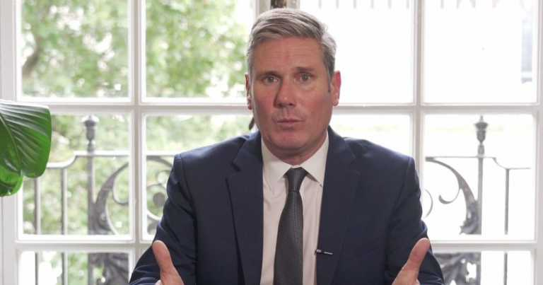 Kier Starmer: Government responsible for virus rise and restrictions